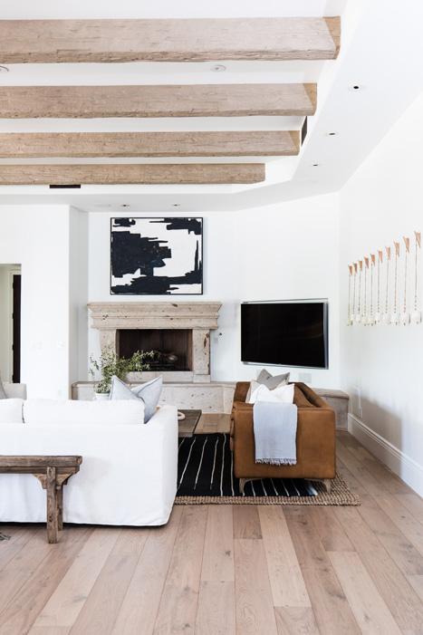 The LifestyledCo #MaverickDrProj Living Room