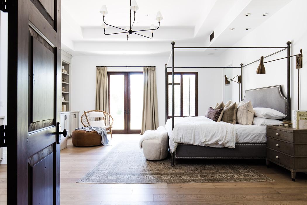 The LifestyledCo #MaverickDrProj Primary Bedroom