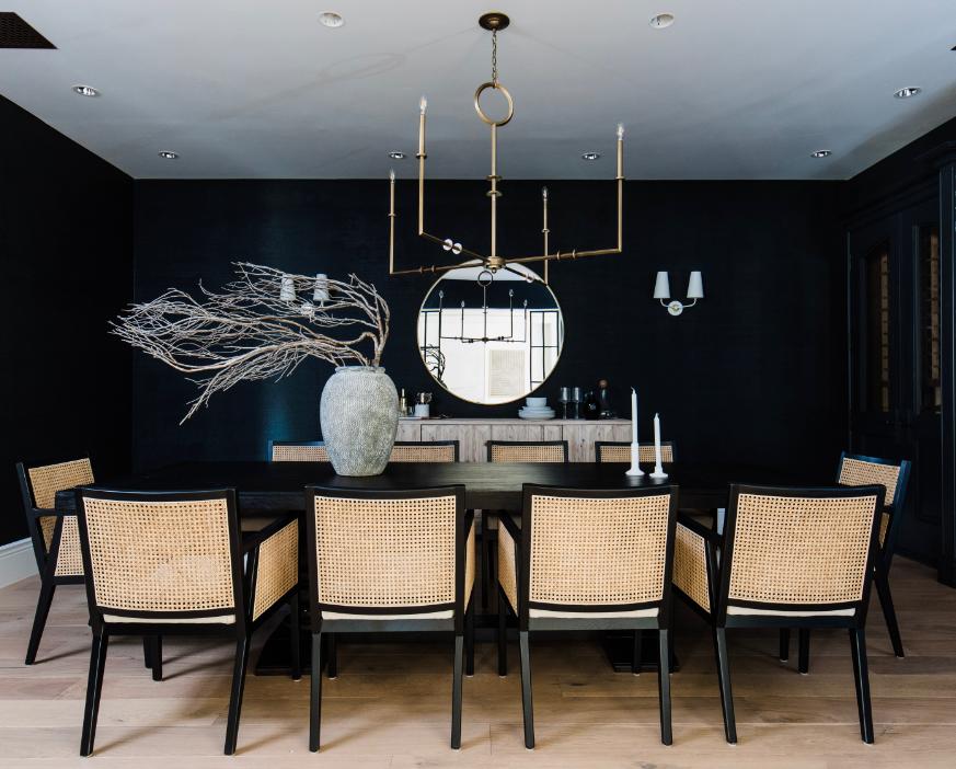 #MaverickDrProj Dining Room