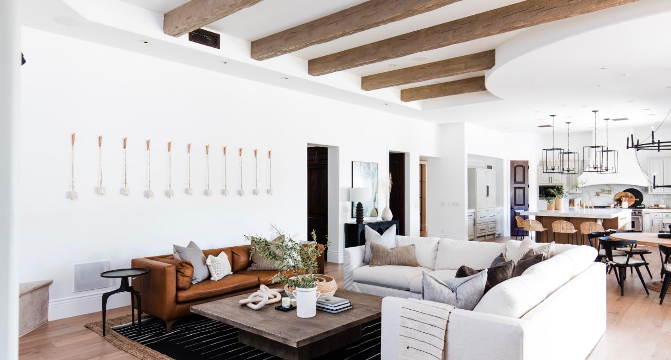 #MaverickDrProj Living Room