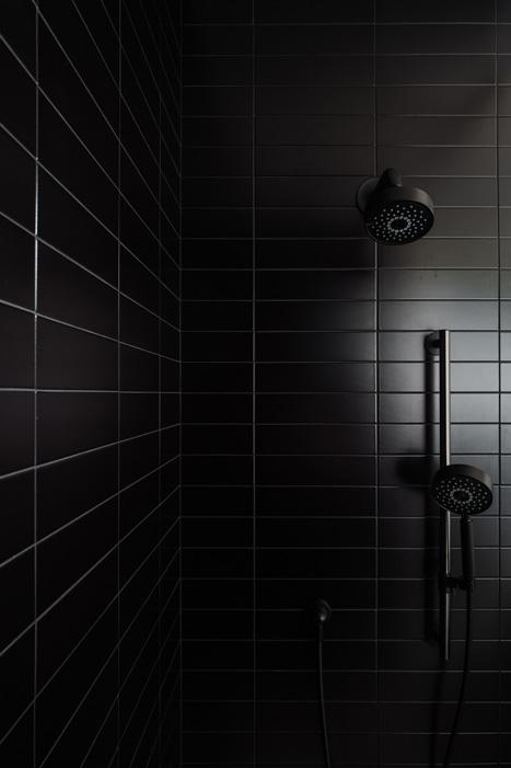 The LifestyledCo #ODLModernProj Guest Bath