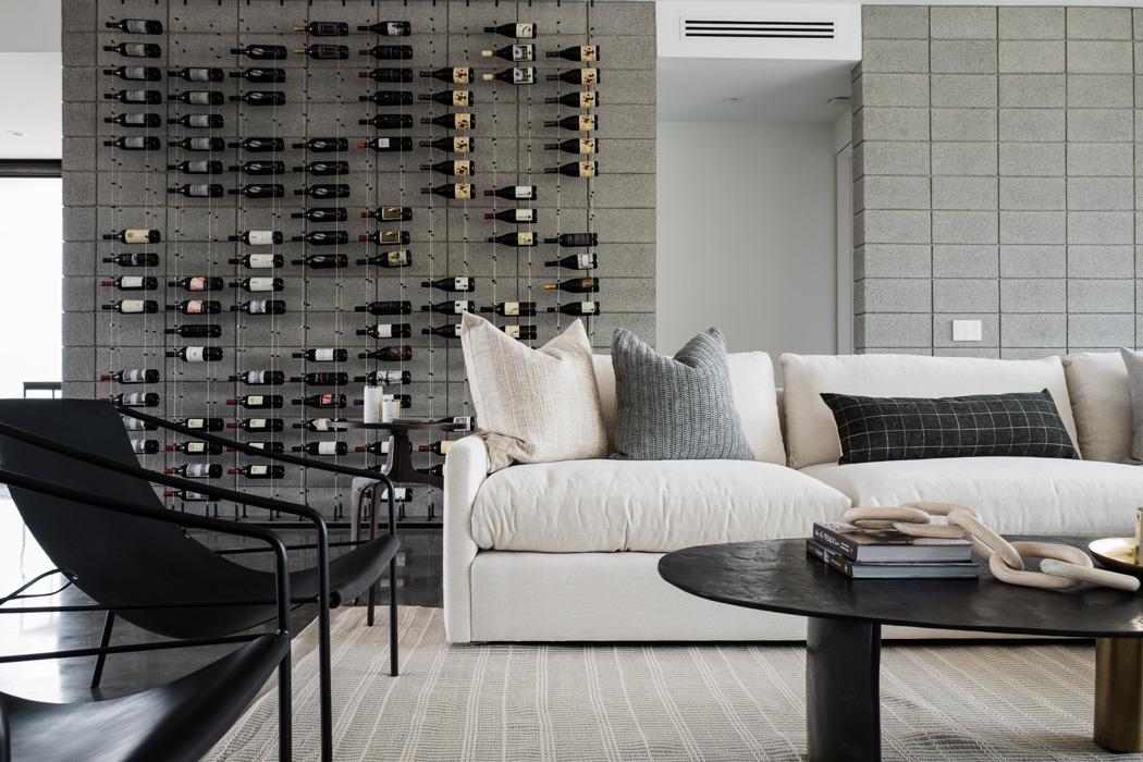 The LifestyledCo #ODLModernProj Living Room