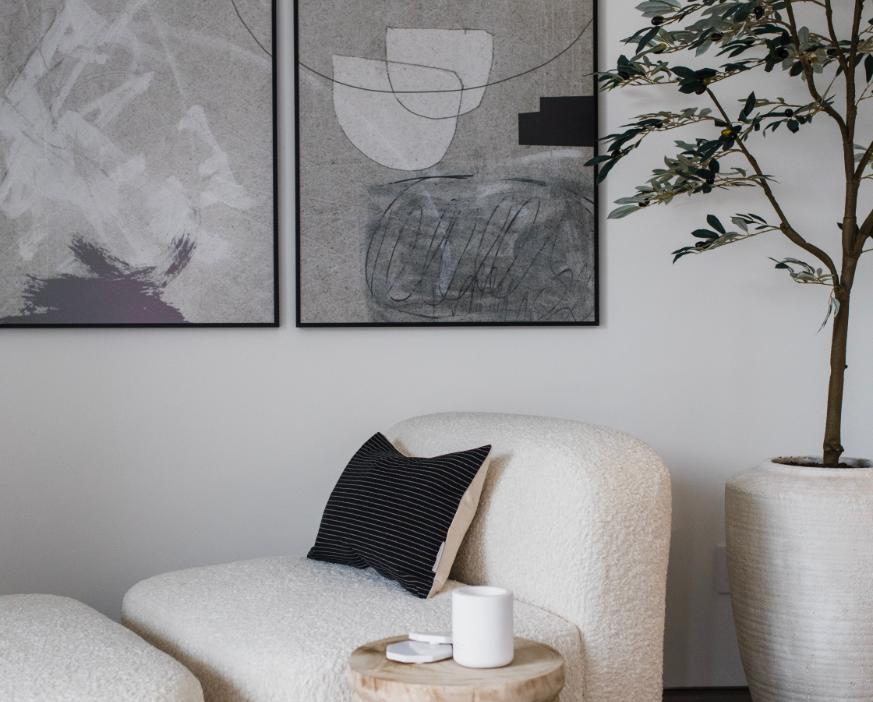 #ODLModernProj Living room seating