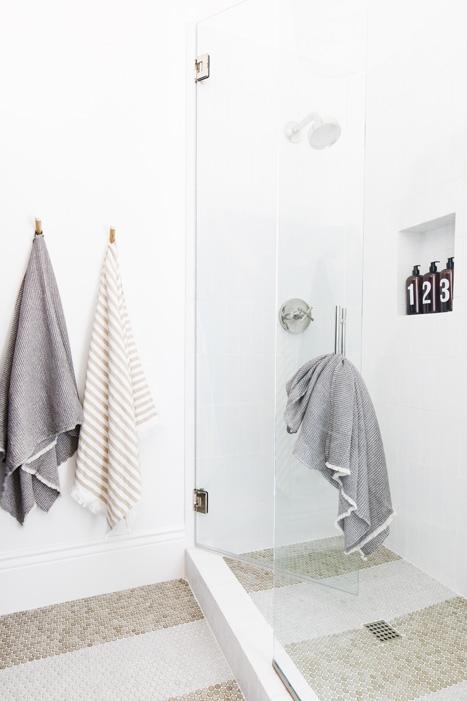 The LifestyledCo #TheGreatLakeProj Guest Bath