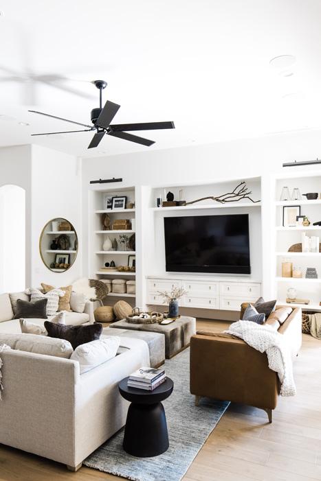 The LifestyledCo #TheGreatLakeProj Living Room