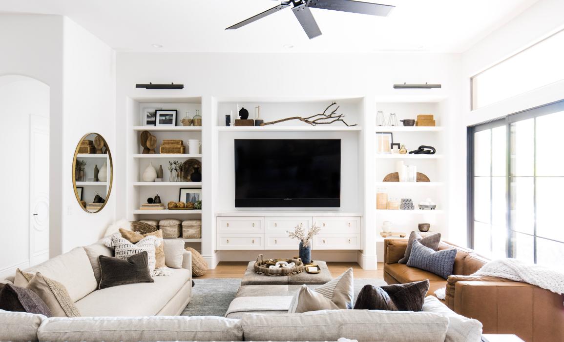 #TheGreatLakeProj Living Room