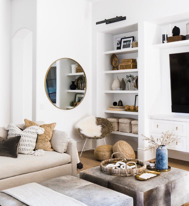 #TheGreatLakeProj Living Room Details