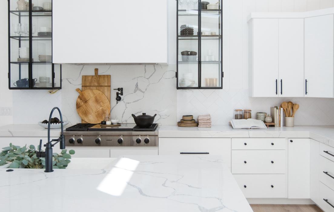 #DarlingAbodeProj Kitchen Counter and sink