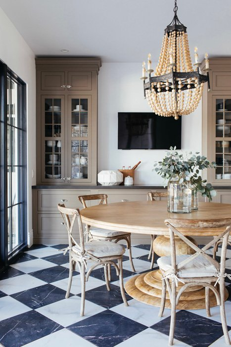 The LifestyledCo #SapphirePVProj Dining Room