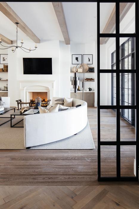 The LifestyledCo #SapphirePVProj Living Room
