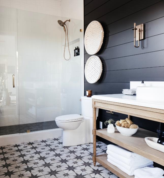 #SapphirePVProj Bathroom