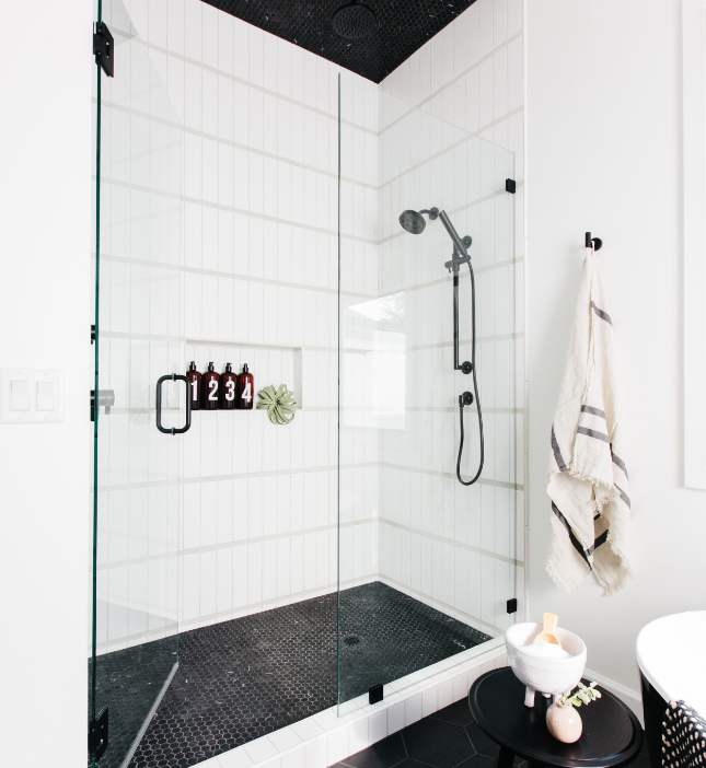#PJaneProj Bathroom Shower