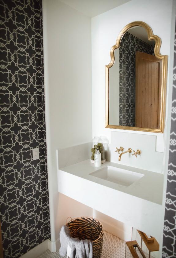 #79thWayProj Bathroom Sink