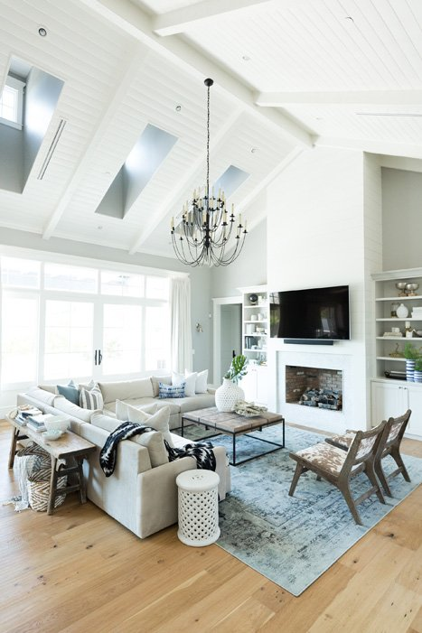 #CalleRosaProj Living Room