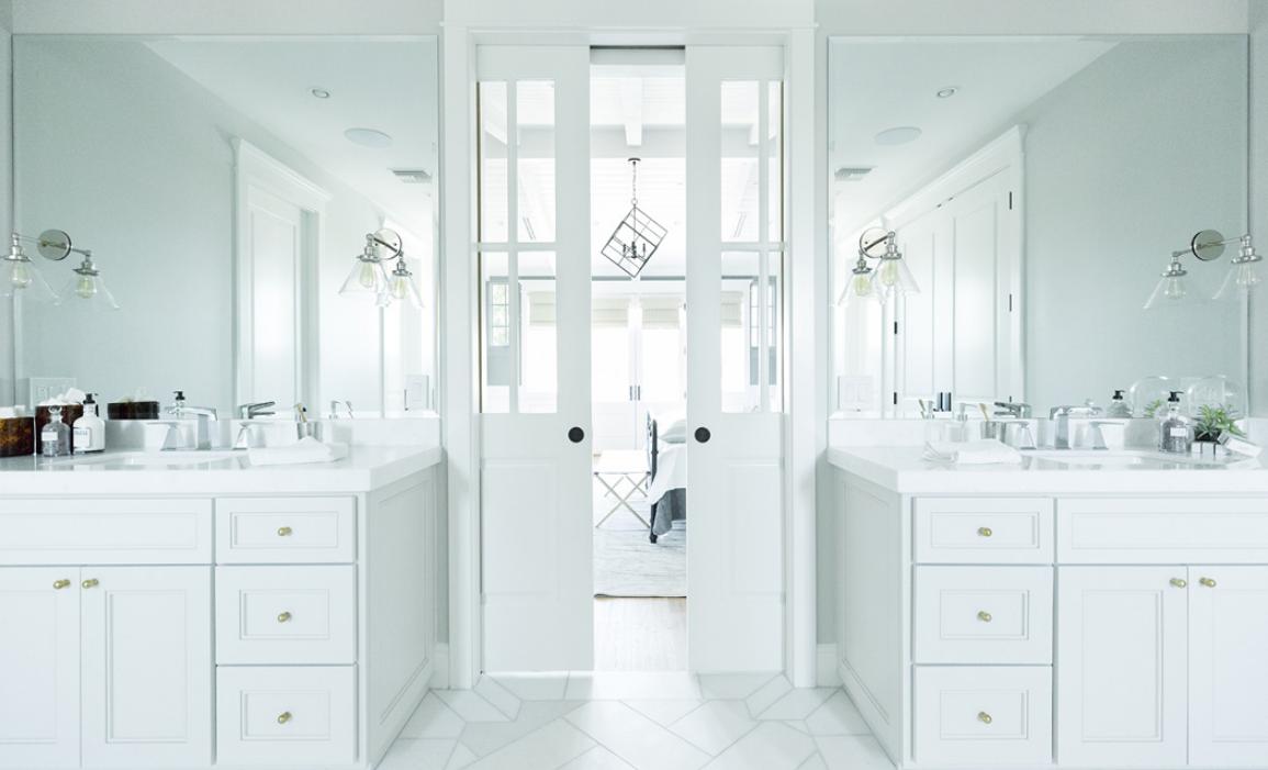 #CalleRosaProj Master Bathroom