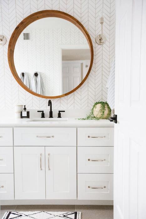 #VenturaLaneProj Guest Bathroom