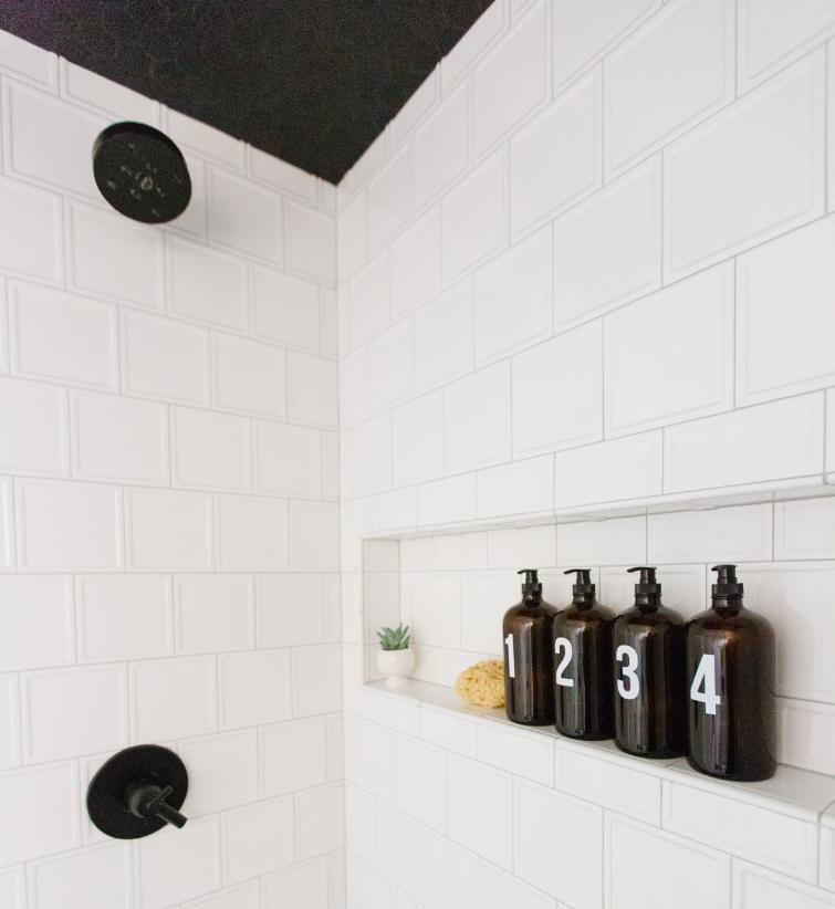 #VenturaLaneProj Shower Interior