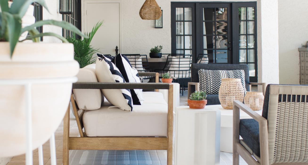 #SaltilloFTWProj Living Room Seating