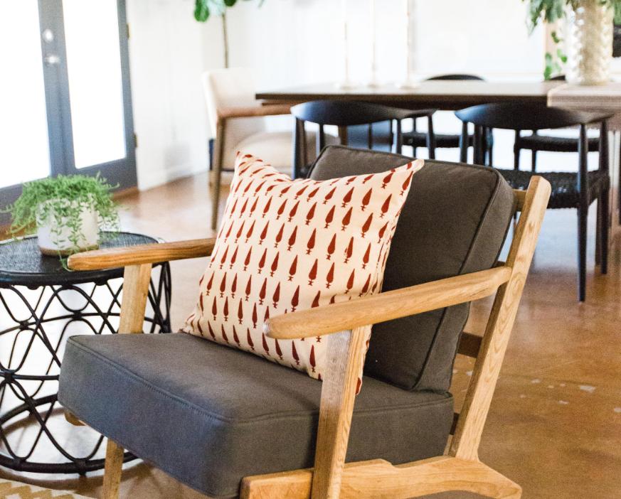 #8thStProj Living Room Chair