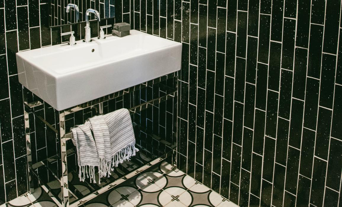 #TheLafayetteModProj Bathroom Sink