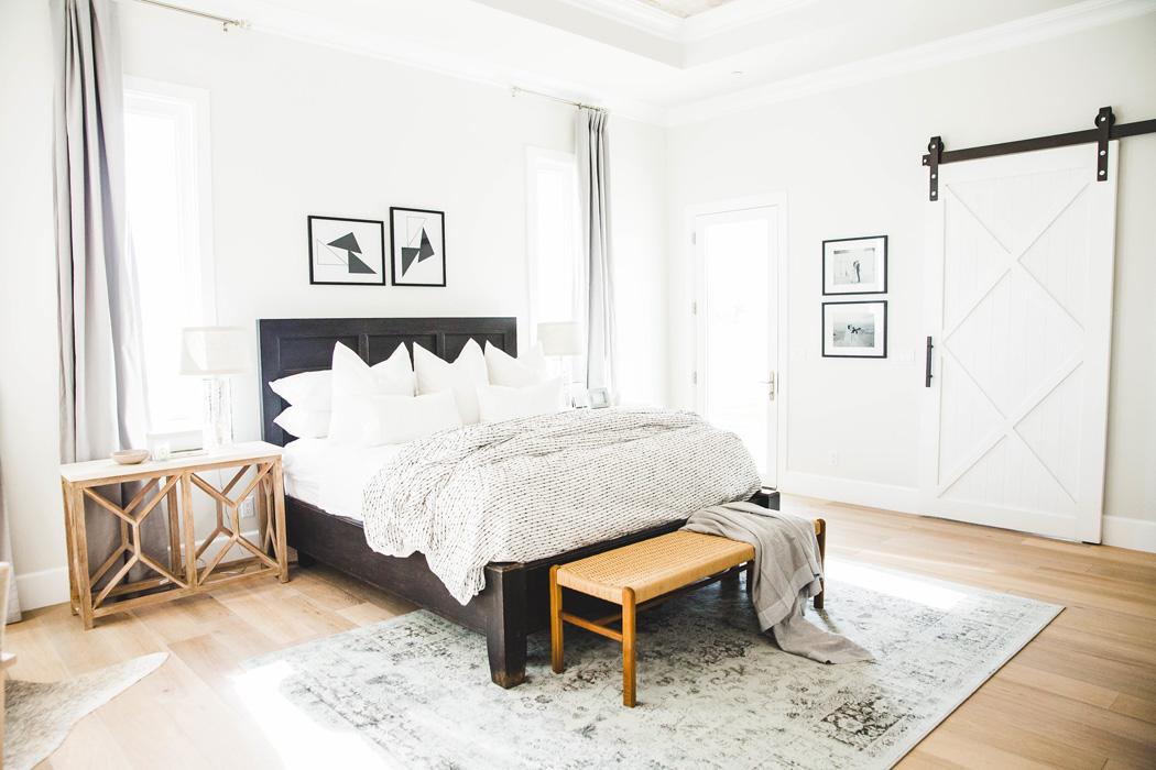 #ChartOakProj Guest Bedroom