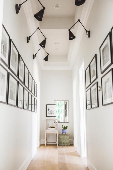 #ChartOakProj Hallway