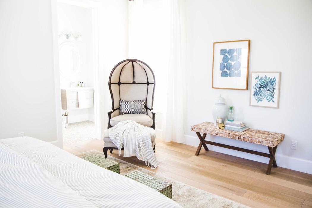#ChartOakProj Primary Bedroom