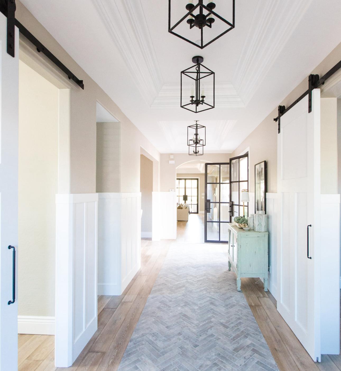 #ProjectThirdTimesACharm Hallway