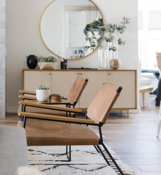 #JennyFromTheBlockProj Living Room Chairs