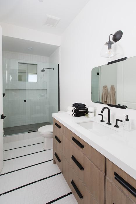 #75thBuild Guest Bathroom