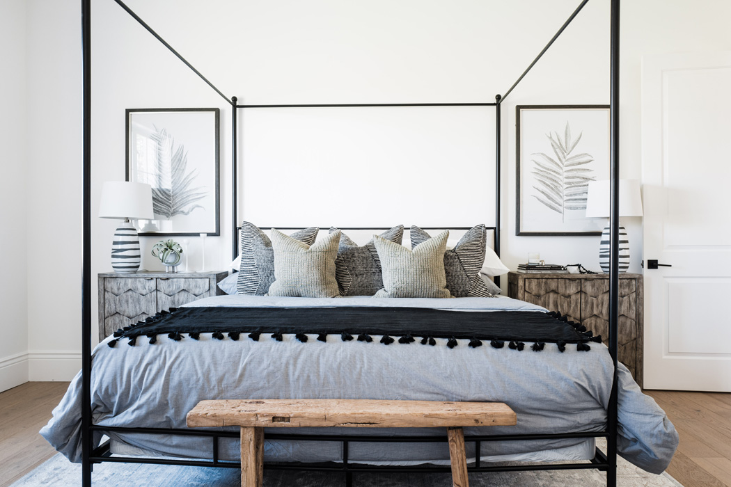 #75thBuild Guest Bedroom