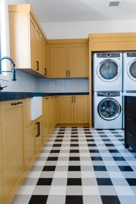 #75thBuild Laundry Room