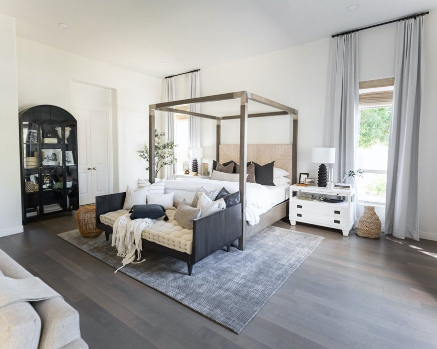 #SaguaroPlaceProj Primary Bedroom