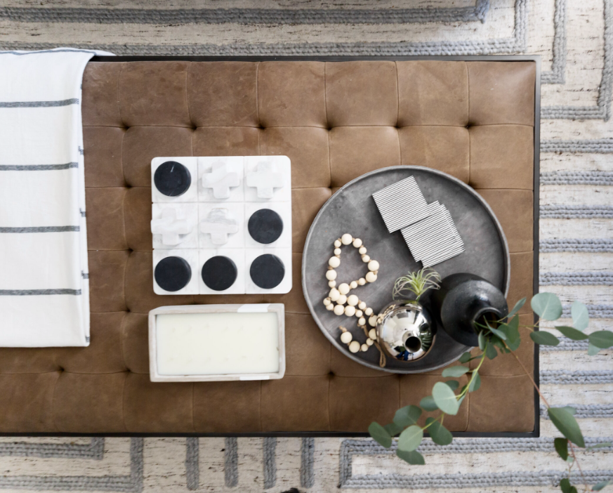 #SaguaroPlaceProj Living Room Styling Details