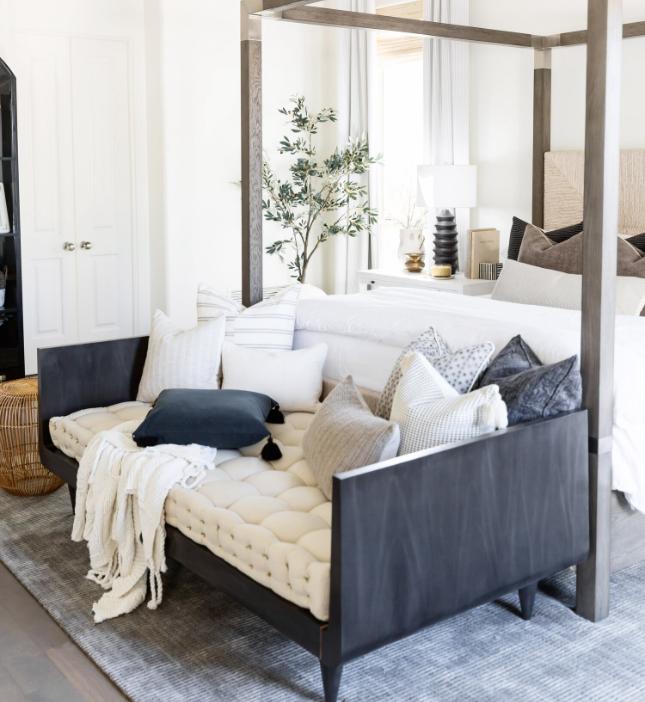 TheLifestyledCo #SaguaroPlaceProj Bedroom