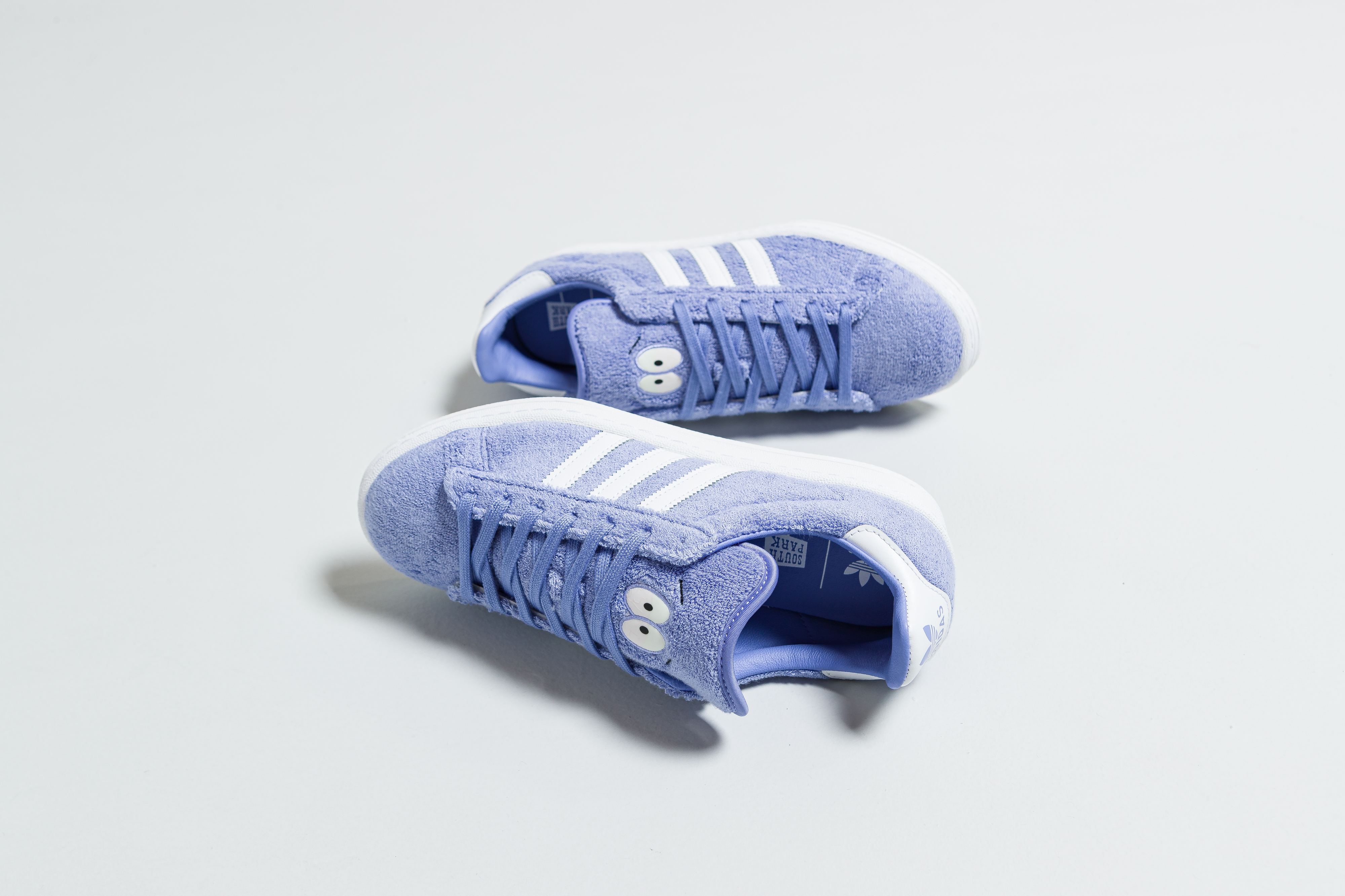 Up There Launches - adidas Originals X South Park Campus 80's 'Towelie'