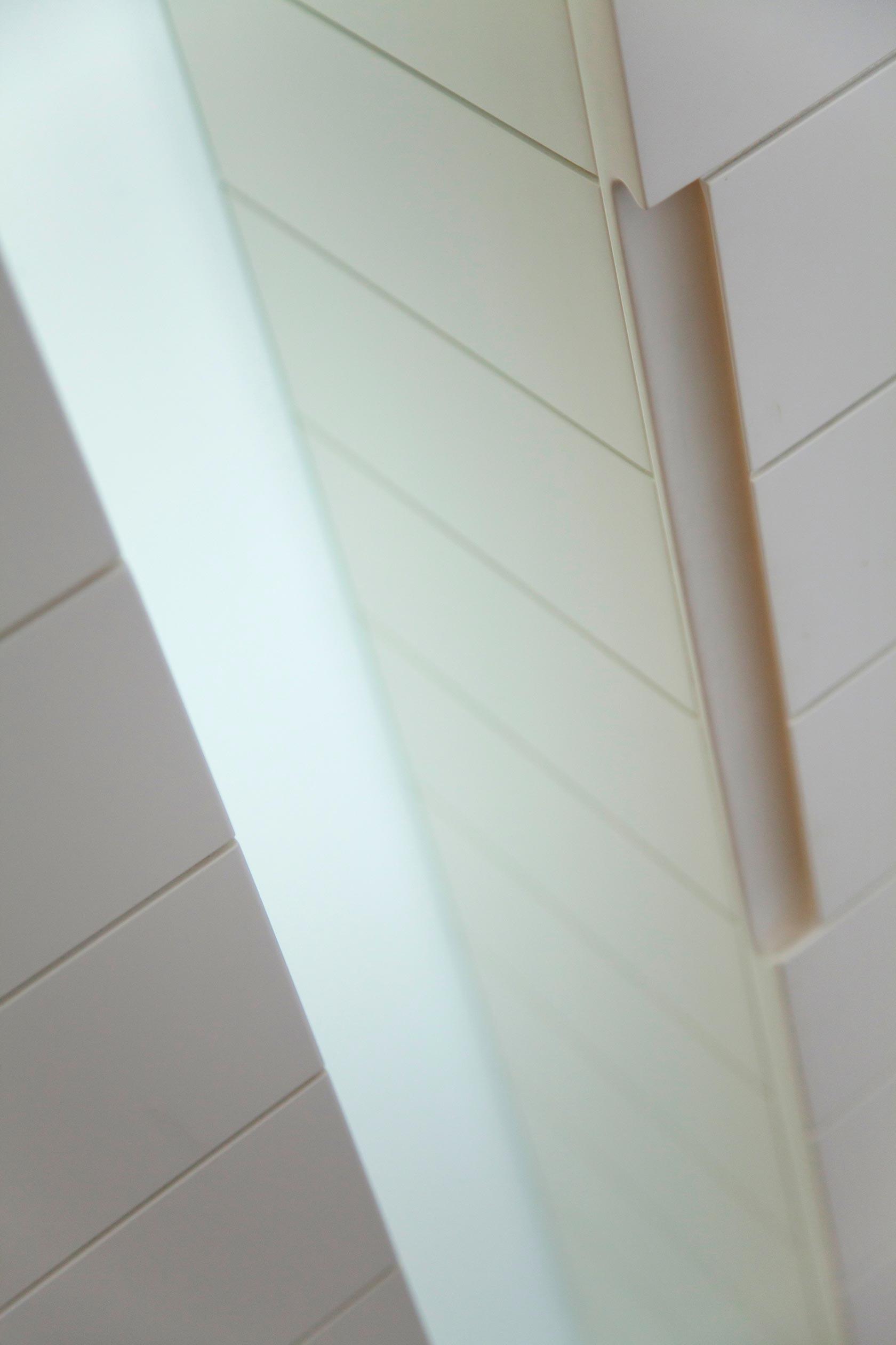 חיפוי ציפוי קיר דלתות חריצי ניתוק צבע אפוקסי מט