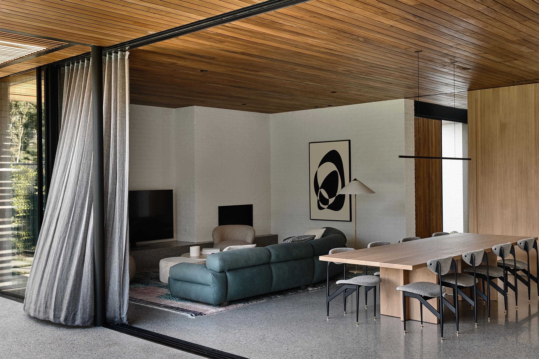 Valley Sofa + Joy Armchair