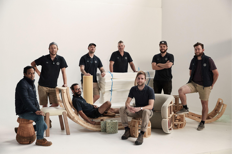 Sanjeev, Jesse, Julian, Sam, Wayne, Josh, Dominic, Kurt — R&D and Engineering