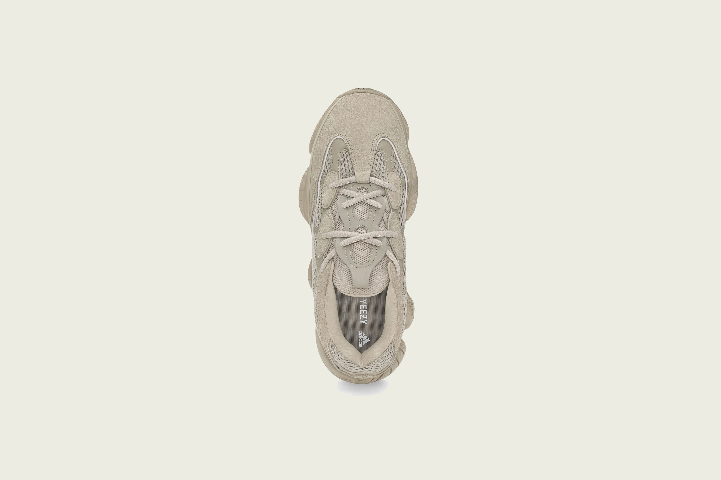 Up There Store - adidas Originals Yeezy 500 'Taupe Light'