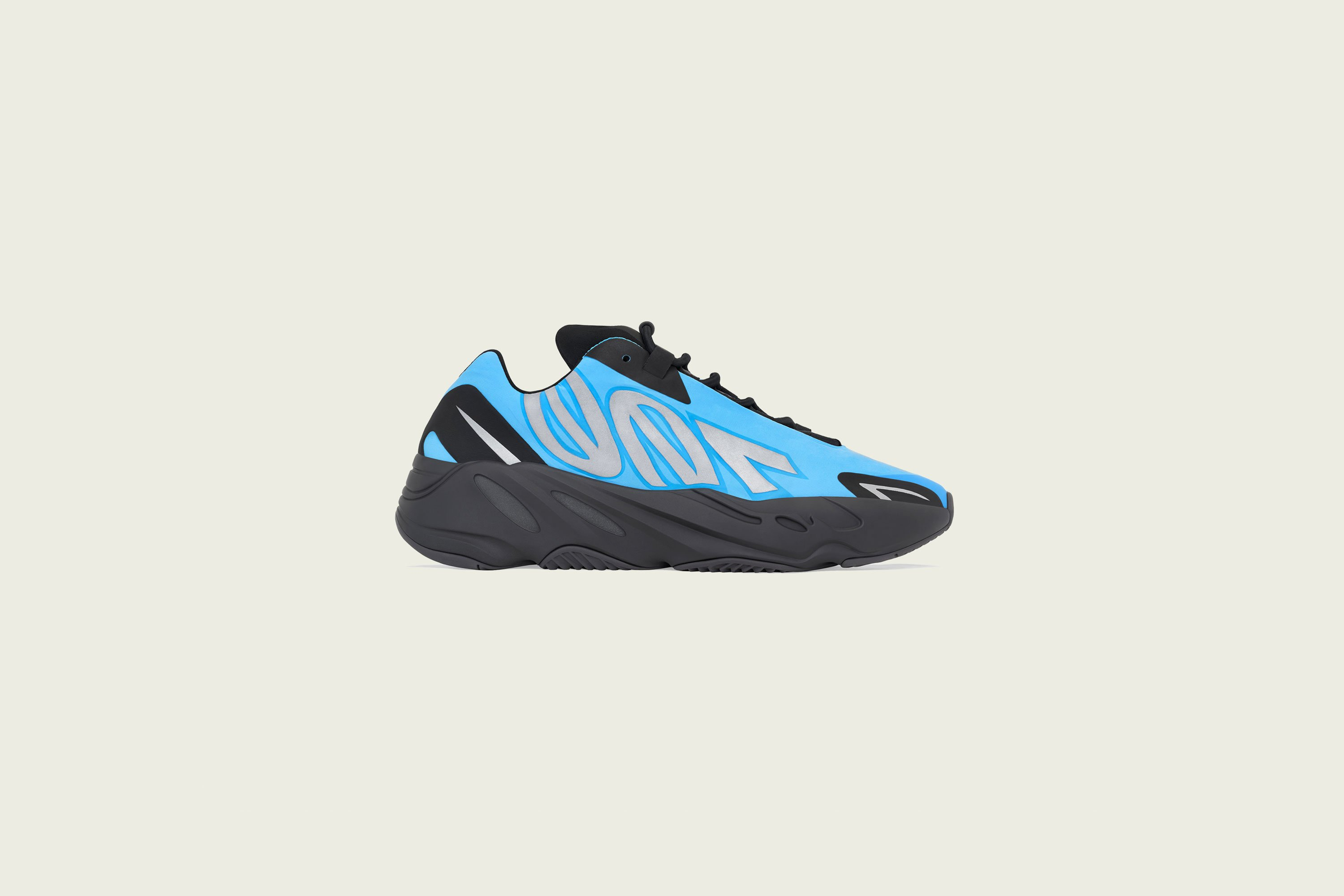 Up There Launches - adidas Originals Yeezy 700 MNVN 'Bright Cyan'