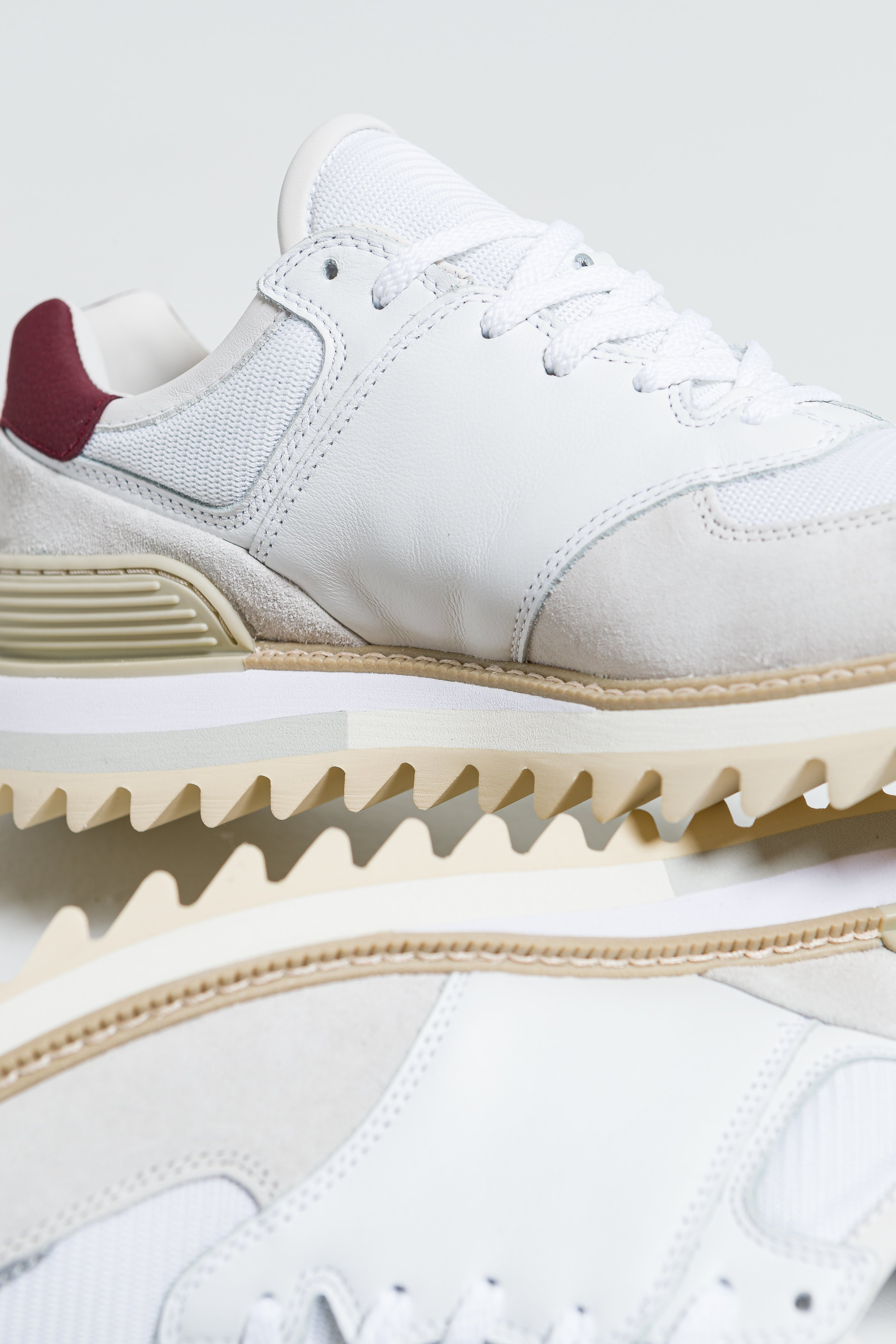 Up There Store - New Balance Tokyo Design Studio MS574TDS + MS574TDU 'Ripple Sole'