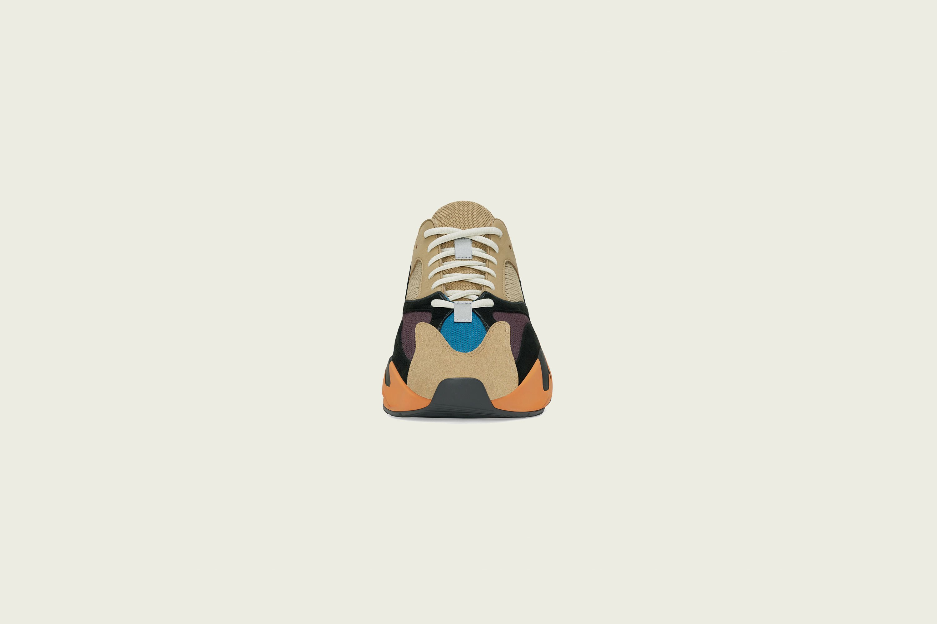 Up There Launches - adidas Originals Yeezy 700 'Enflame Amber'