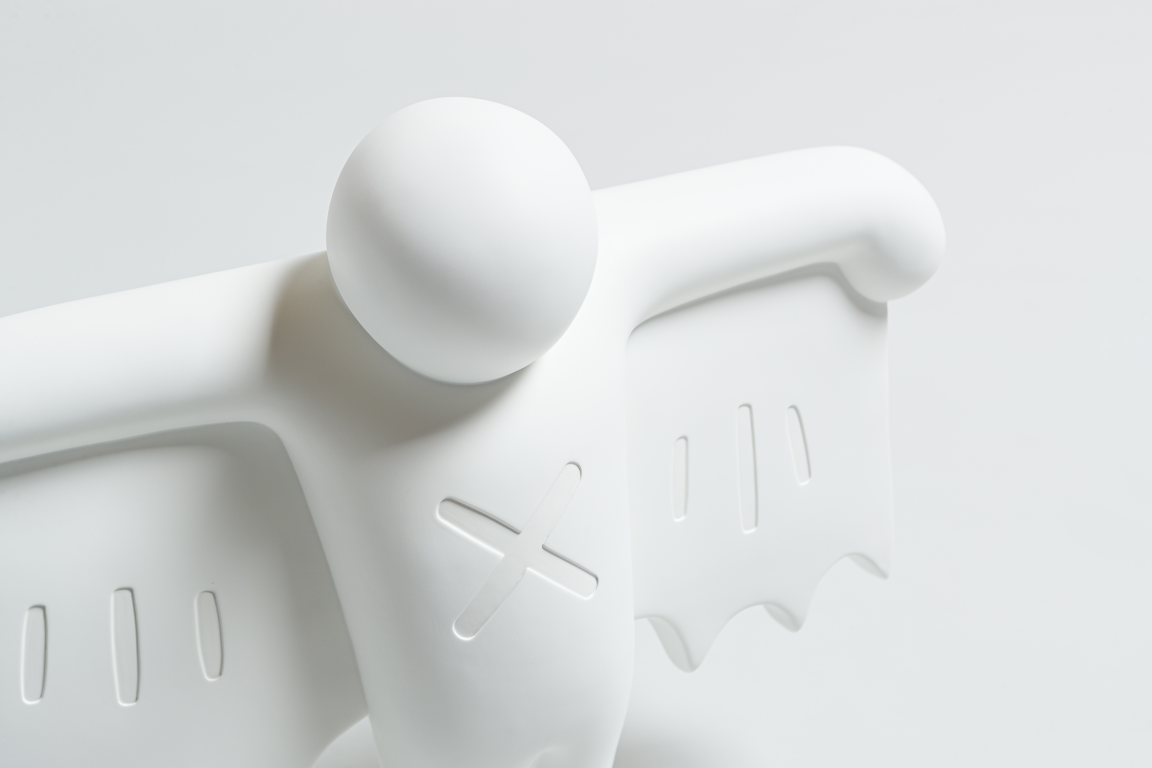 Up There Store - Medicom Toy - H.R. Giger Bearbrick & Keith Haring Statues