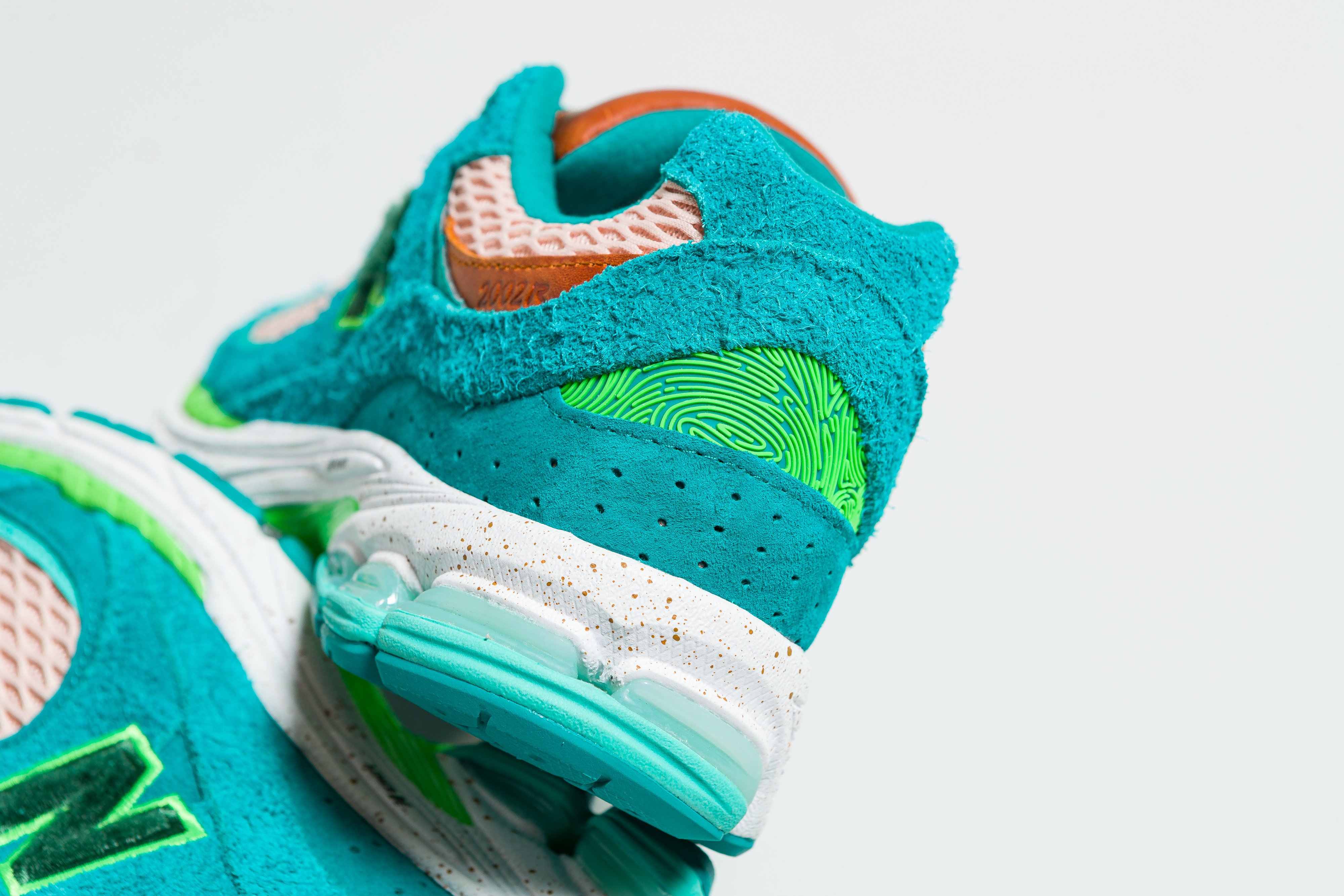 Up There Launches - New Balance X Salehe Bembury ML2002RJ 'Water Be The Guide'