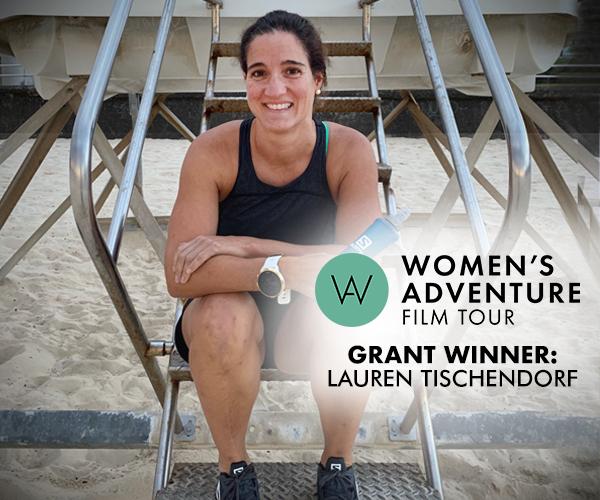 WOMEN'S ADVENTURE FILM FESTIVAL | Lauren Tischendorf: Swimming Against the Tide