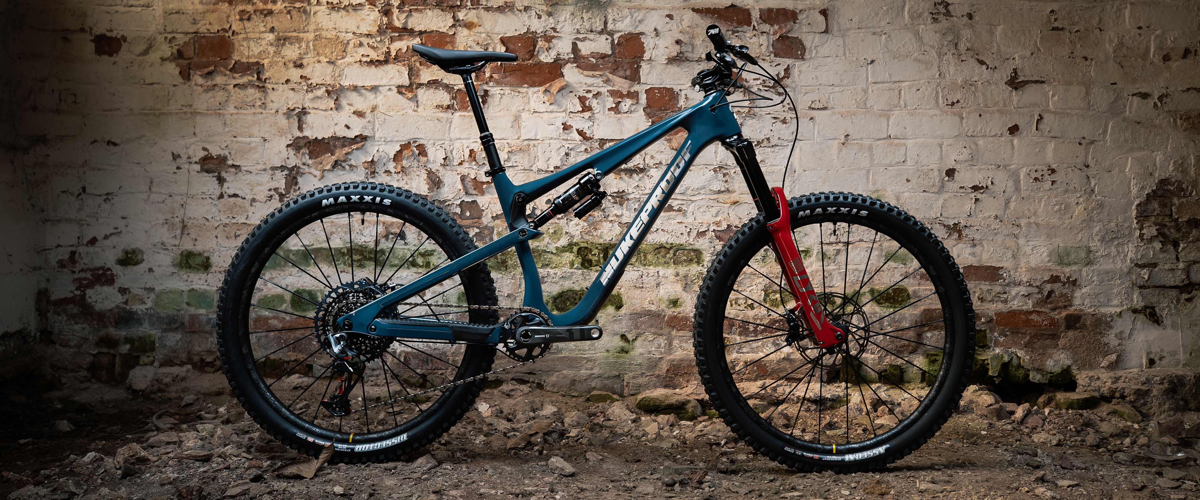Nukeproof Reactor 275 Carbon