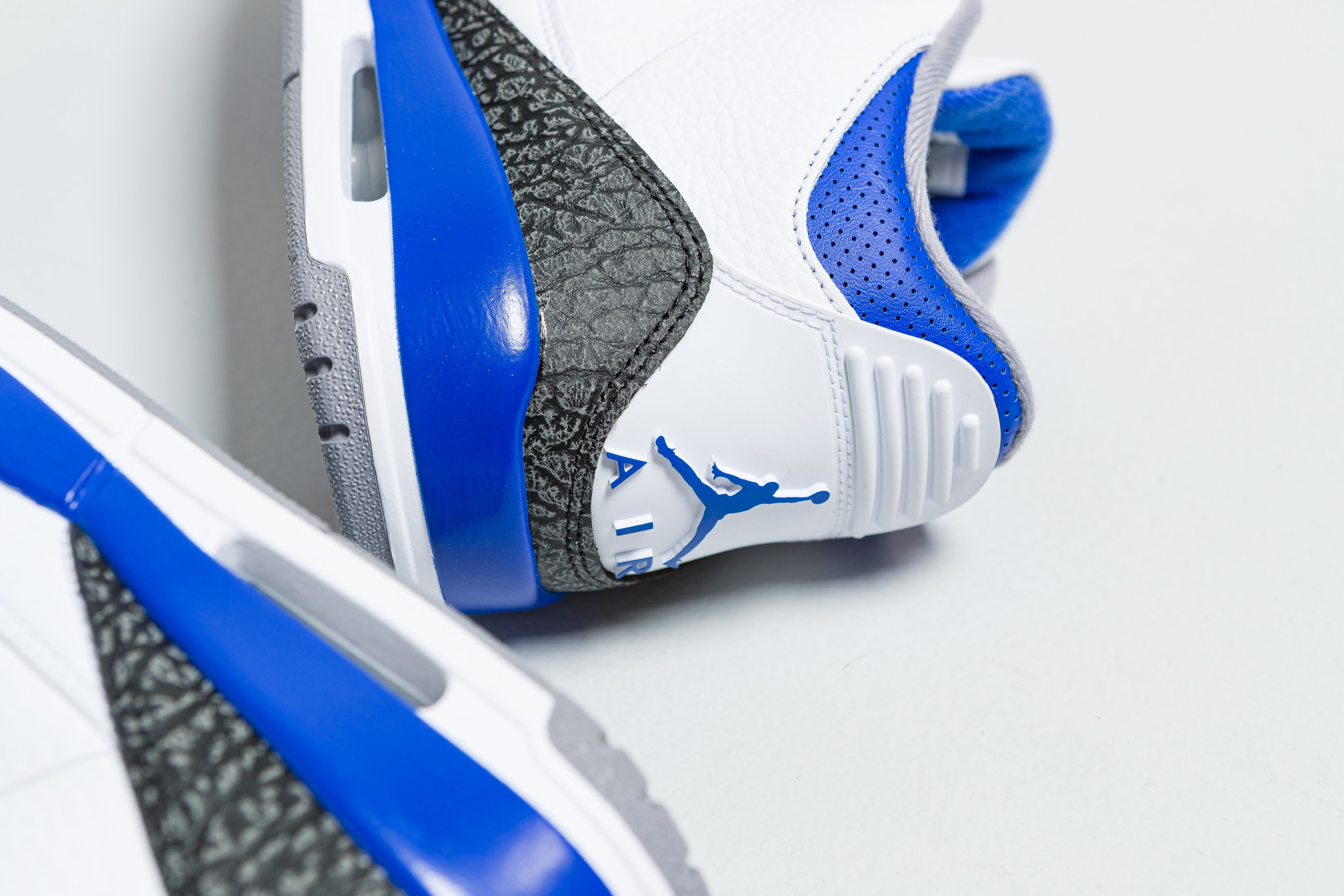 Up There Launches - Nike Air Jordan 3 Retro 'Racer Blue'