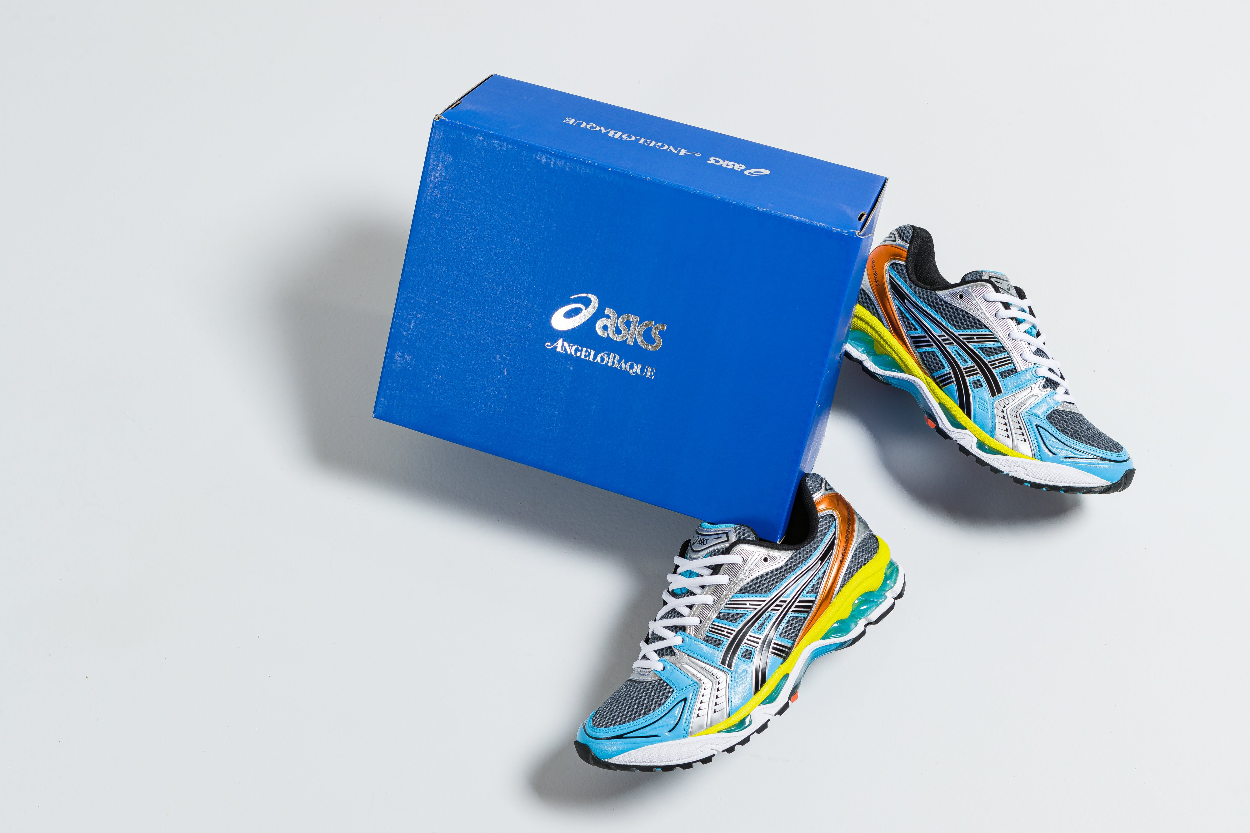 Up There Store - Asics X Angelo Baque Gel-Kayano 14