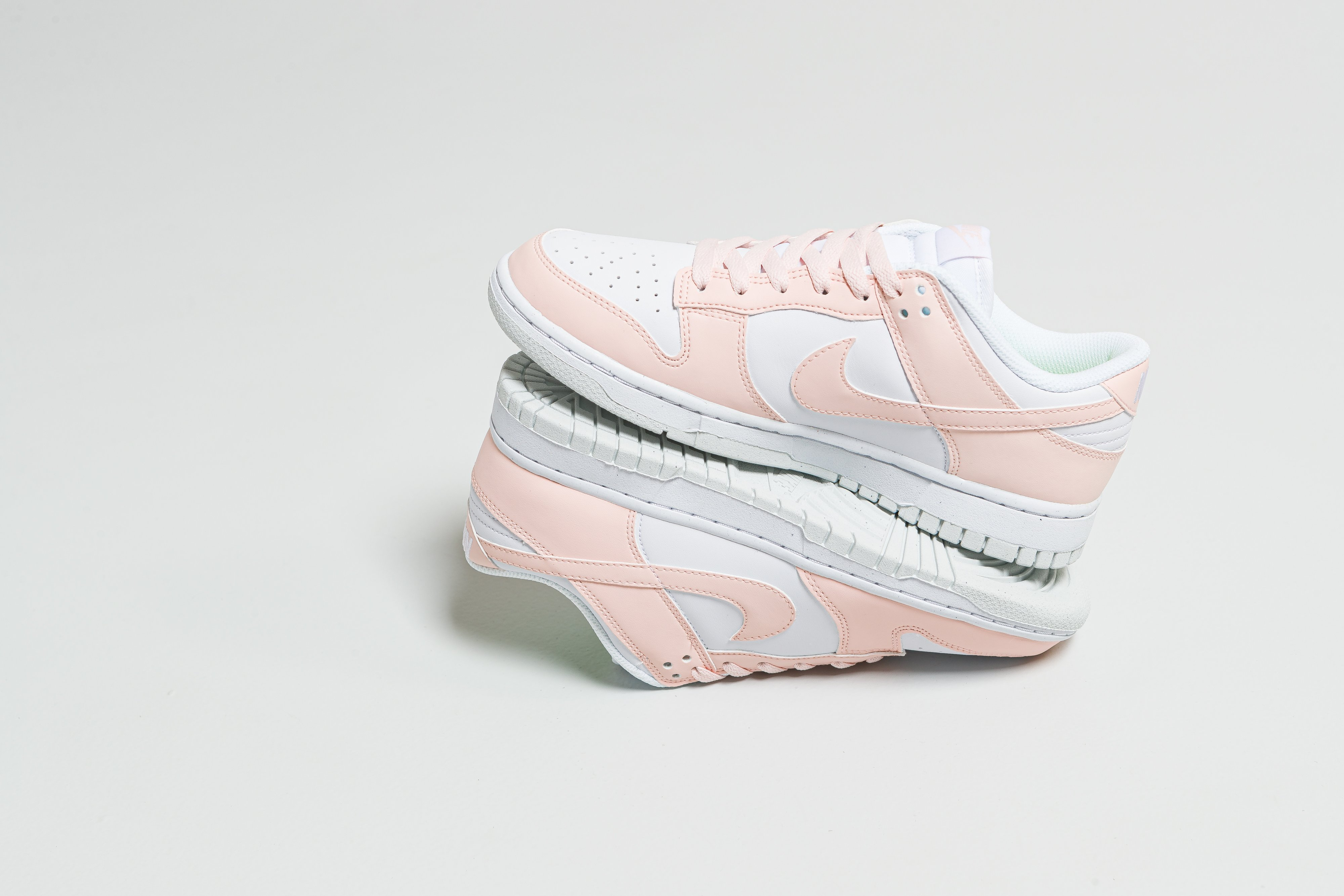 Up There Launches - Nike Women's Dunk Low Nature Next 'Pale Coral'